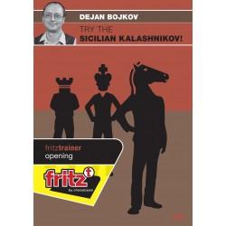 BOJKOV - Try the Sicilian Kalashnikov ! DVD