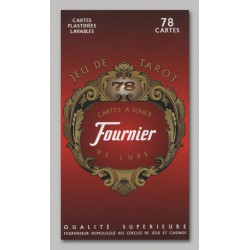 Tarot Fournier rouge