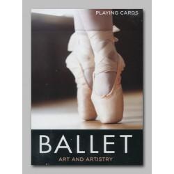 Cartes à jouer Ballet