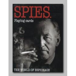 Cartes à jouer Spies
