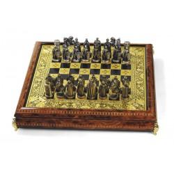 Jeu d'échecs espagnol or