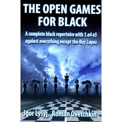 LYSYJ & OVETCHKIN - The Open Games For Black