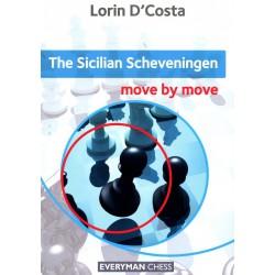 D'COSTA - The Sicilian Scheveningen move by move