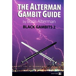 ALTERMAN - The Alterman Gambit Guide Black Gambits 2