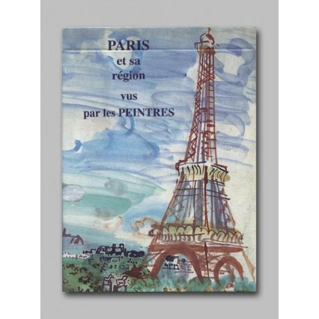 Cartes Paris vu par les peintres
