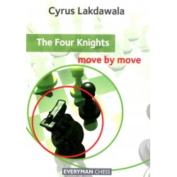 LAKDAWALA - The Four Knights move by move
