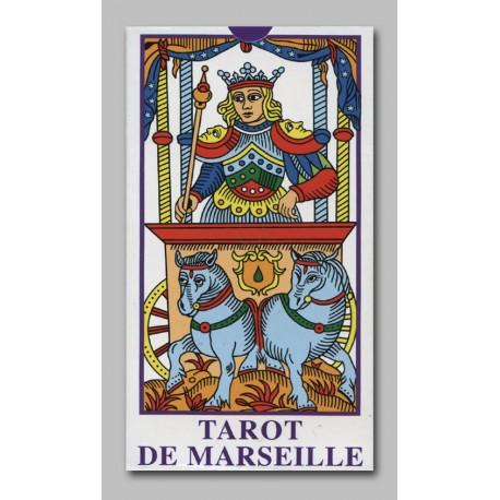 Tarot de Marseille - Jodorowsky & Camoin