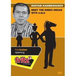 KASIMDZHANOV - Meet the Nimzo-Indian with 4.Qc2 DVD