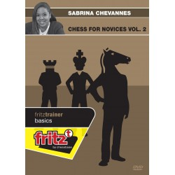 CHEVANNES - Chess for novices vol 2 DVD