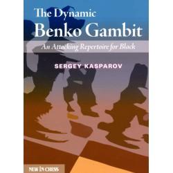 KASPAROV Sergey - The Dynamic Benko Gambit, an Attacking Repertoire for Black