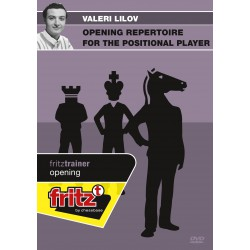 DVD Lilov - Opening Repertoire for the Positional Player