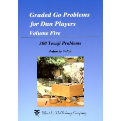Graded Go Problems for Dan players - Volume 5