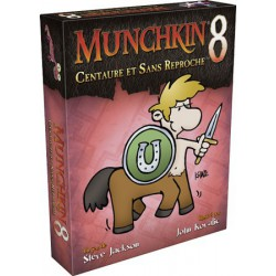 Munchkin 8 - Centaure et Sans Reproche