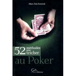 KRONZEK - 52 méthodes pour tricher au Poker