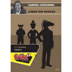 CHEVANNES - Chess for Novices DVD
