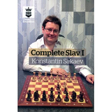 SAKAEV - Complete Slav vol.1