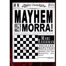 ESSERMAN - Mayhem in the Morra! (Hard Cover)