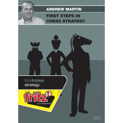 MARTIN - first steps in chess strategy DVD