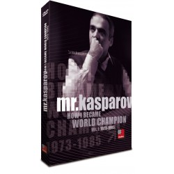 Kasparov: How I became World Champion Vol. 1 (1973-1985) DVD