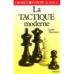 PACHMAN - La Tactique moderne Tome 1
