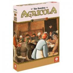 Agricola : Belgique - Extension