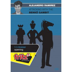 RAMIREZ - Attacking with the Benkö gambit DVD