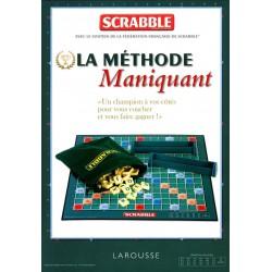 Scrabble : La Méthode Maniquant