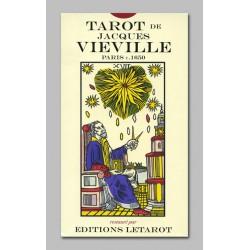 Tarot de Jacques Vieville