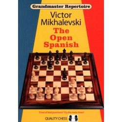 MIKHALEVSKI - The Open Spanish (Hard Cover)