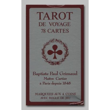 Tarot de voyage Grimaud