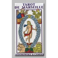 Mini tarot de marseille - Jodorowsky & Camoin