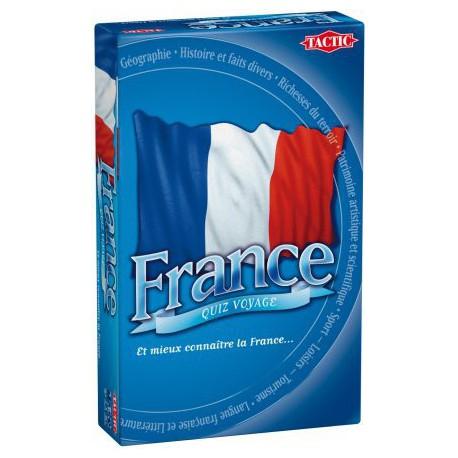 France Quiz Voyage