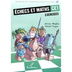 MAUFRAS, VAYSSE - Échecs et Mat CE1 Exercices