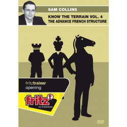 COLLINS - Know the terrain vol 4 : the advance french structure DVD