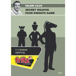 LILIOV - Secret weapon Four knights game DVD