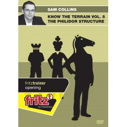 COLLINS - Know the terrain vol 5 : The Philidor Structure DVD