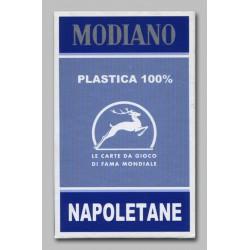 Cartes à jouer Napolitaine 100 % plastique