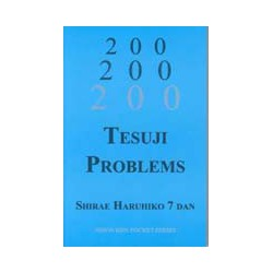 SHIRAE - 200 Tesuji Problems