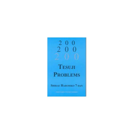 SHIRAE - 200 Tesuji Problems