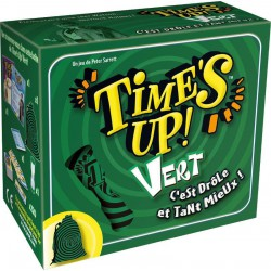 Time's up - Vert