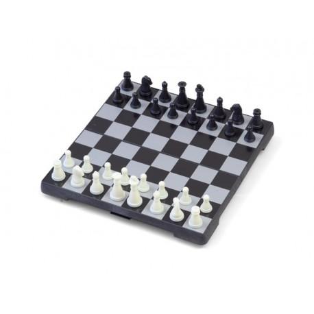 Coffret d'échecs magnétique pliant - petit modèle