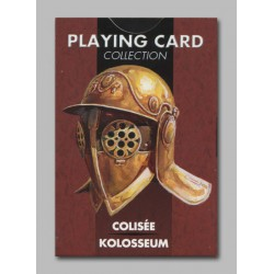 Cartes à jouer Colisée