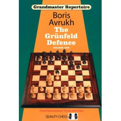 AVRUKH - The Grünfeld Defence vol.1 (Hard Cover)