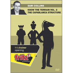 Collins - Know the terrain vol. 2 : The Capablanca Structure DVD