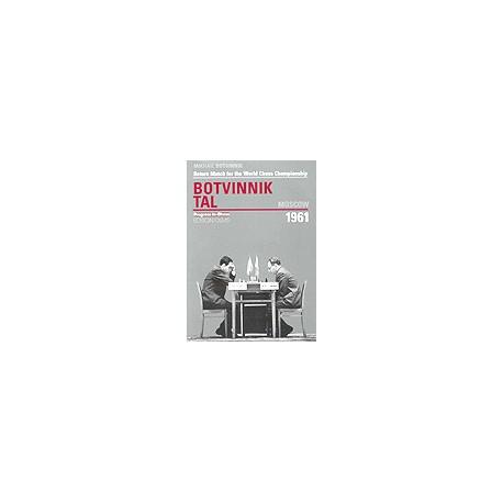 TAL - Botvinnik vs. Tal 1961