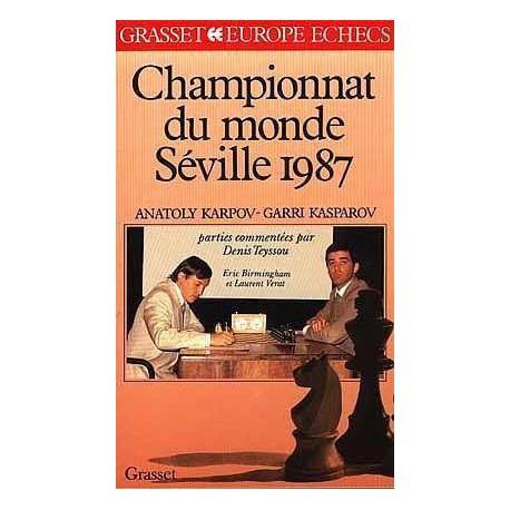 TEYSSOU - Championnat du monde Séville 87