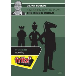BOJKOV - A modern way to play the King's Indian DVD