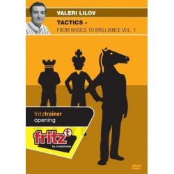 LILOV - Tactics : from basics to brillance vol. 1 DVD