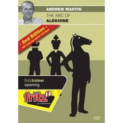 MARTIN - ABC of Alekhine 2nd edition DVD