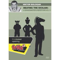 BOLOGAN - Beating the Sicilian: A grandmaster's repertoire vol. 3 DVD